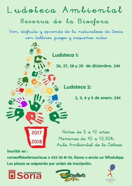 Ayuntamiento De Soria El Ayuntamiento Presenta La Ludoteca
